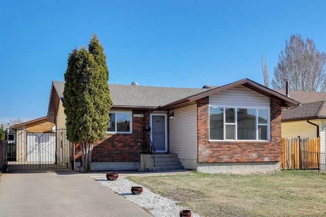12212 146 Avenue, Edmonton, AB T5X 4X6 (#E4240511) :: Initia Real Estate