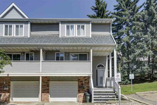 547 Woodbridge Way, Sherwood Park, AB T8A 4G9 (#E4240521) :: Initia Real Estate