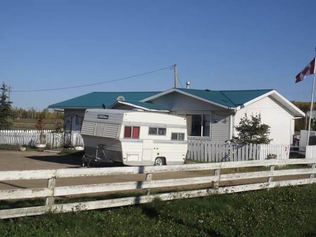 826 Mistassiniity Road S, Wabasca-Desmarais, AB T0G 2K0 (#E4240522) :: Initia Real Estate