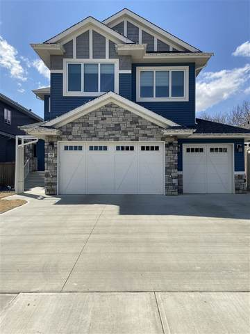 66 Enchanted Way, St. Albert, AB T8N 7R7 (#E4240529) :: The Foundry Real Estate Company