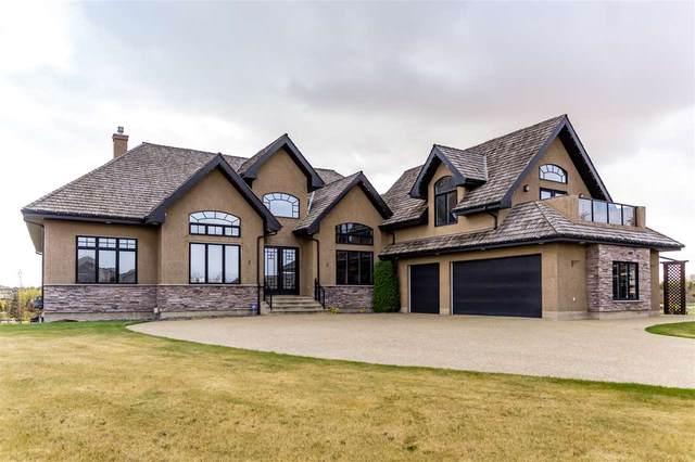 70 Greystone Drive, Rural Sturgeon County, AB T8B 1C6 (#E4240540) :: Initia Real Estate