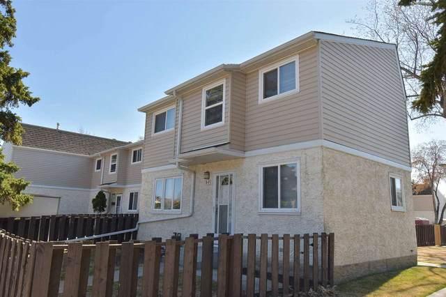 9F Clareview Village, Edmonton, AB T5A 3P2 (#E4240549) :: Initia Real Estate