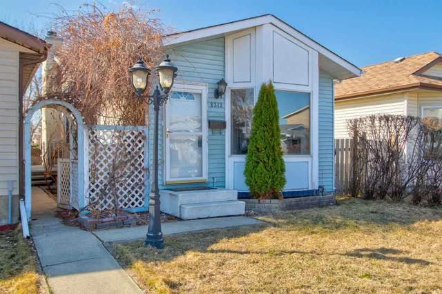 8313 158 Avenue, Edmonton, AB T5Z 2P5 (#E4240558) :: Initia Real Estate