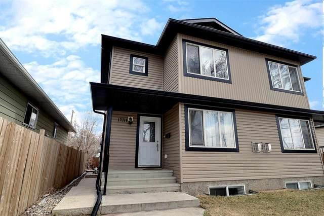 12717 124 Street, Edmonton, AB T5L 0P2 (#E4240586) :: Initia Real Estate