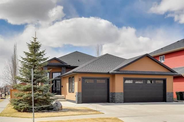 2 Walters Court, Leduc, AB T9E 0G3 (#E4240589) :: Initia Real Estate