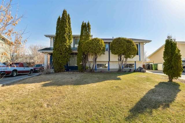 9617 81 Street, Fort Saskatchewan, AB T8L 3C7 (#E4240593) :: Initia Real Estate