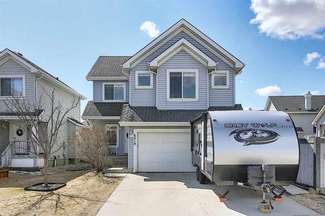 8519 12 Avenue, Edmonton, AB T6X 1C7 (#E4240599) :: The Foundry Real Estate Company