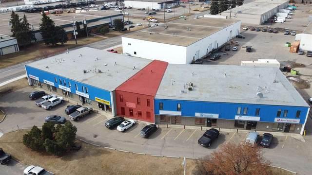 12824 141 ST NW SE, Edmonton, AB T5L 4N8 (#E4240606) :: Initia Real Estate
