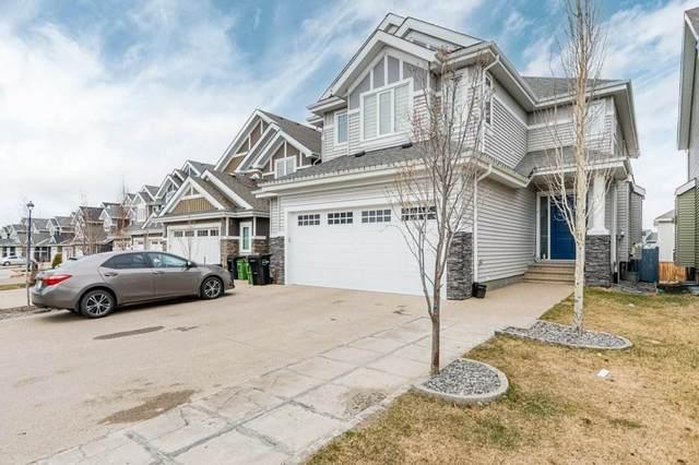 9032 24 Avenue, Edmonton, AB T6X 1A6 (#E4240608) :: Initia Real Estate