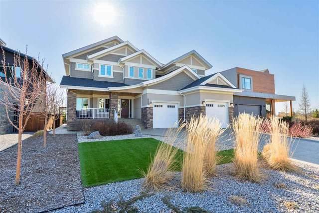 7537 May Common, Edmonton, AB T6R 0G9 (#E4240611) :: Initia Real Estate