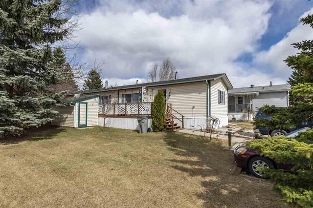 448 53222 RR 272, Rural Parkland County, AB T7X 3P3 (#E4240612) :: Initia Real Estate