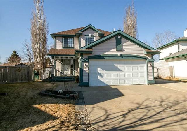 5531 52A Avenue, Bon Accord, AB T0A 0K0 (#E4240635) :: Initia Real Estate