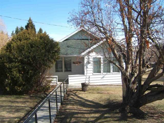 122 2 Avenue, Hairy Hill, AB T0B 1S0 (#E4240637) :: Initia Real Estate