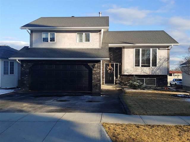 4815 5 Avenue, Edson, AB T7E 1N8 (#E4240640) :: Initia Real Estate