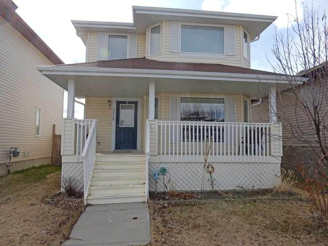 3110 48 Street, Beaumont, AB T4X 1V1 (#E4240668) :: Initia Real Estate