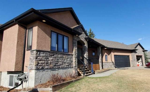 22 53305 RGE RD 273, Rural Parkland County, AB T7X 3N3 (#E4240686) :: Initia Real Estate