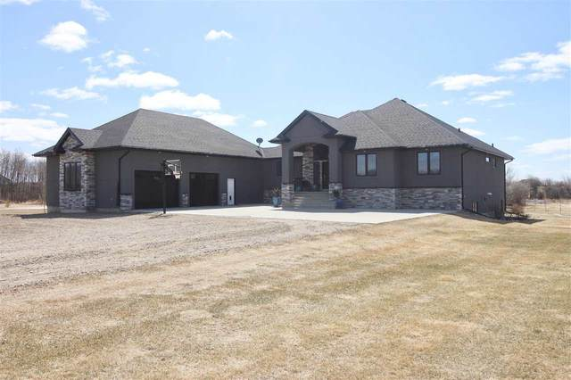 #502 46424 Township Road 611, Rural Bonnyville M.D., AB T9N 2H1 (#E4240694) :: Initia Real Estate