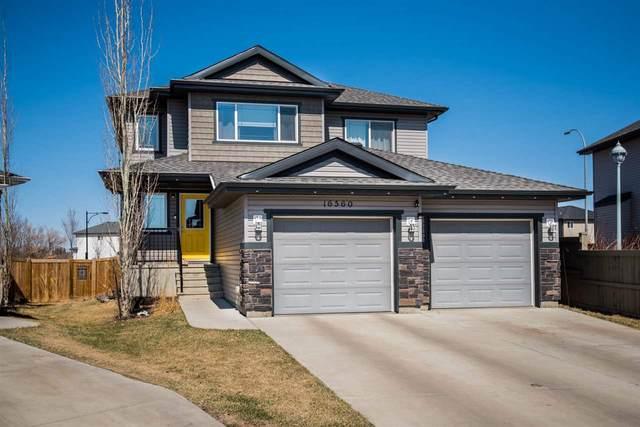 16560 131 Street, Edmonton, AB T6V 0G1 (#E4240710) :: Initia Real Estate