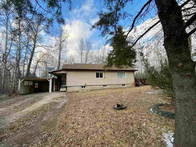 A109 2 Street, Rural Wetaskiwin County, AB T0C 1X0 (#E4240737) :: Initia Real Estate