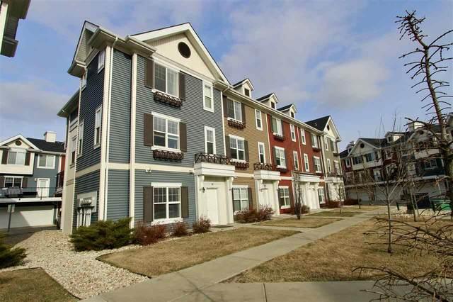 102 8315 180 Avenue, Edmonton, AB T5Z 0J2 (#E4240741) :: Initia Real Estate
