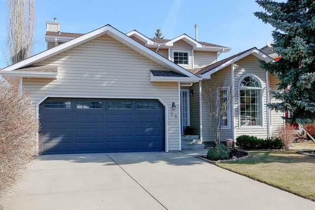 58 Highridge Way, Stony Plain, AB T7Z 1M2 (#E4240764) :: Initia Real Estate