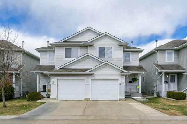32 13403 Cumberland Road NW, Edmonton, AB T6V 1P9 (#E4240768) :: Initia Real Estate