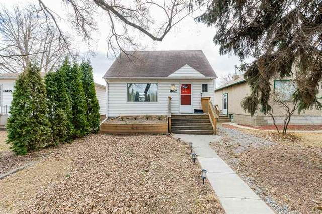 14823 104 Avenue, Edmonton, AB T5N 0X8 (#E4240769) :: Initia Real Estate
