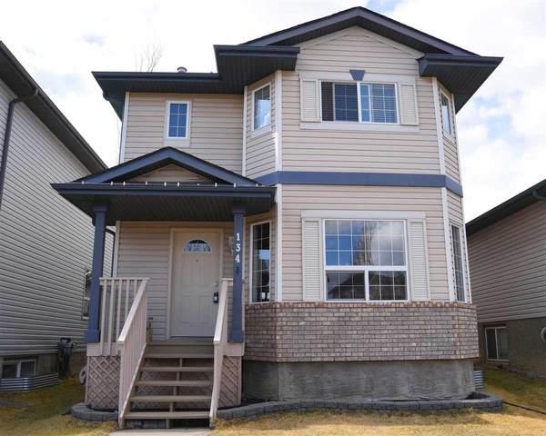 134 Brookview Way, Stony Plain, AB T7X 2X6 (#E4240774) :: Initia Real Estate