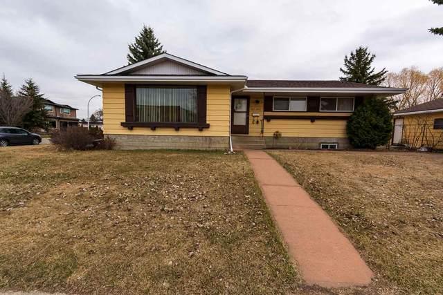 3827 105 Street, Edmonton, AB T6J 2K6 (#E4240776) :: Initia Real Estate