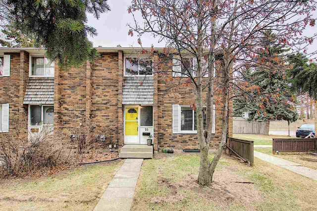 55 Ridgewood Terrace, St. Albert, AB T8N 0E9 (#E4240778) :: Initia Real Estate