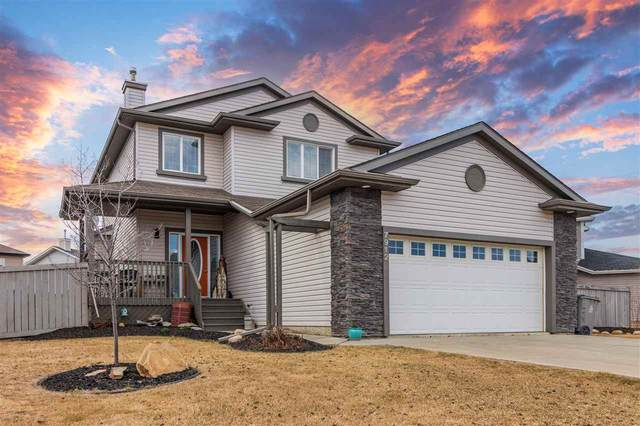 7912 96 Street, Morinville, AB T8R 1W1 (#E4240809) :: Initia Real Estate