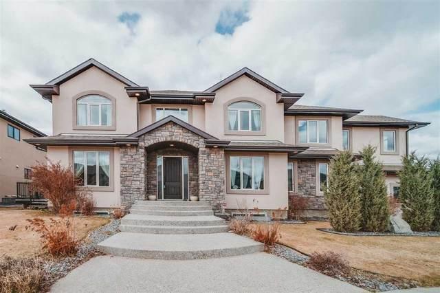 5254 Mullen Crest, Edmonton, AB T6R 0P9 (#E4240813) :: Initia Real Estate