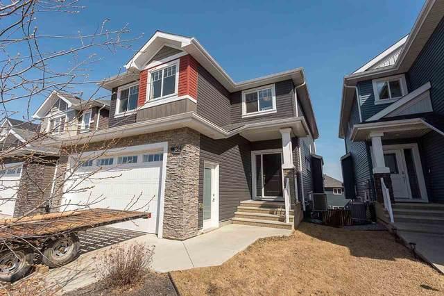3642 Hummingbird Way, Edmonton, AB T5S 0K7 (#E4240821) :: Initia Real Estate