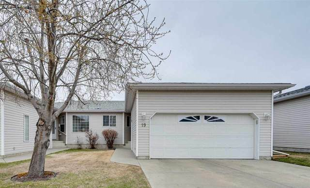 19 Century Villas Court, Fort Saskatchewan, AB T8L 4M7 (#E4240828) :: Initia Real Estate