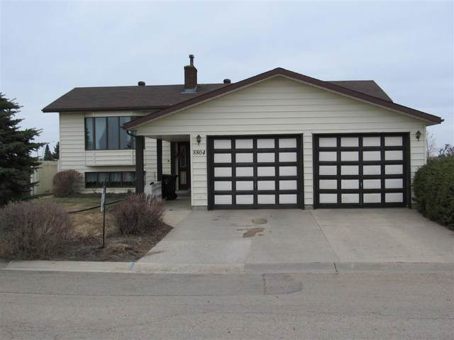 5804 43 Street, Barrhead, AB T7N 1K4 (#E4240841) :: Initia Real Estate