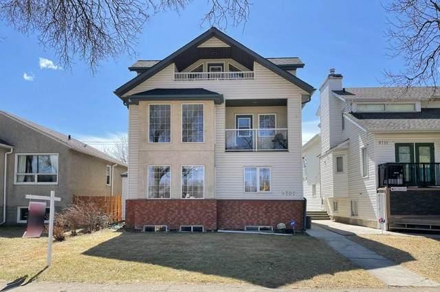 9707 79 Avenue NW, Edmonton, AB T6C 1P9 (#E4240843) :: Initia Real Estate