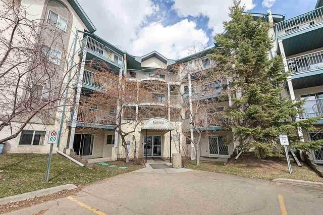 233 2520 50 Street, Edmonton, AB T6L 7A8 (#E4240857) :: Initia Real Estate