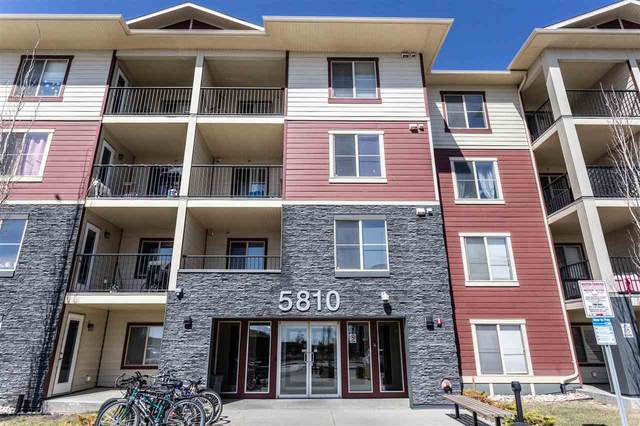 412 5810 Mullen Place, Edmonton, AB T6R 0W3 (#E4240858) :: Initia Real Estate