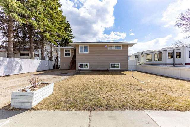 5019 46 Avenue, Calmar, AB T0C 0V0 (#E4240874) :: Initia Real Estate