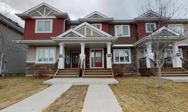 2438 Glenridding Boulevard, Edmonton, AB T6W 2T4 (#E4240894) :: Initia Real Estate