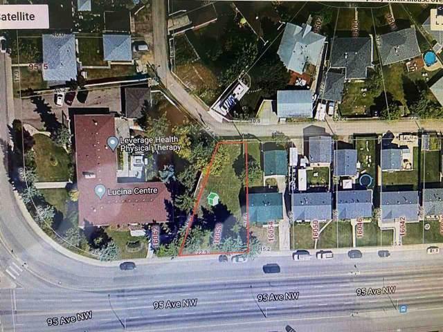 16058 95 Avenue, Edmonton, AB T5P 0A7 (#E4240906) :: Initia Real Estate