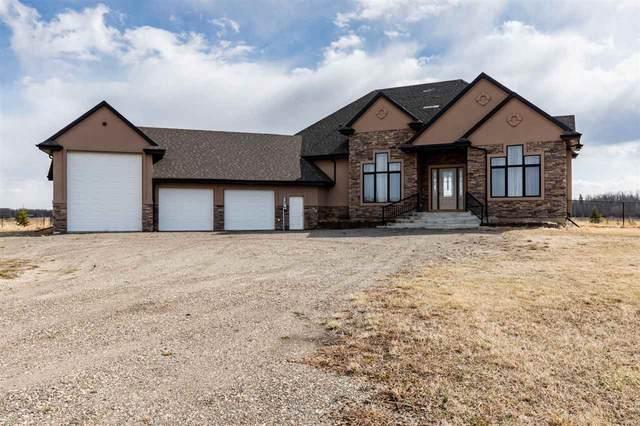 30 50509 RGE RD 222, Rural Leduc County, AB T0B 3M2 (#E4240928) :: Initia Real Estate