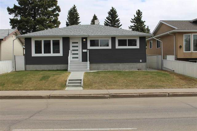 13319 66 Street, Edmonton, AB T5C 0B5 (#E4240929) :: Initia Real Estate