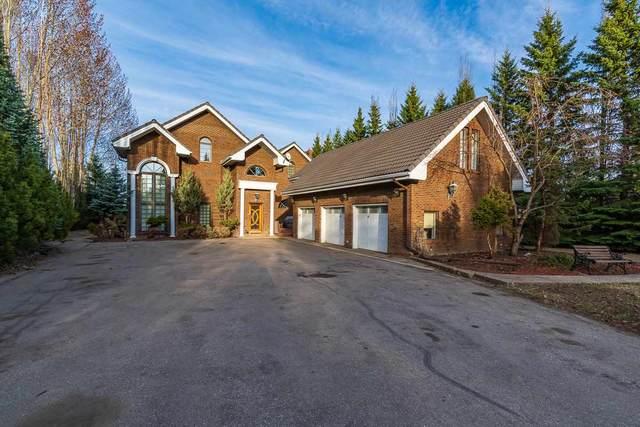 220 Grandisle Point(E), Edmonton, AB T6M 2P1 (#E4240930) :: Initia Real Estate