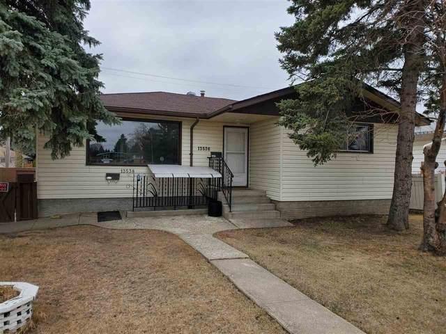 13536 119 Street, Edmonton, AB T5E 5N2 (#E4240934) :: Initia Real Estate