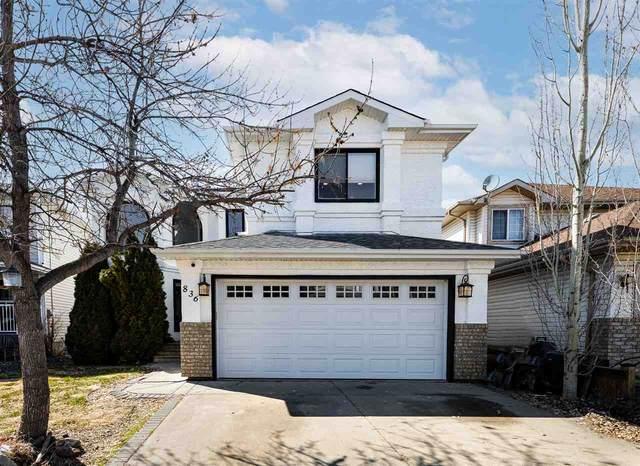 836 Forbes Close, Edmonton, AB T6R 2P4 (#E4240938) :: Müve Team | RE/MAX Elite