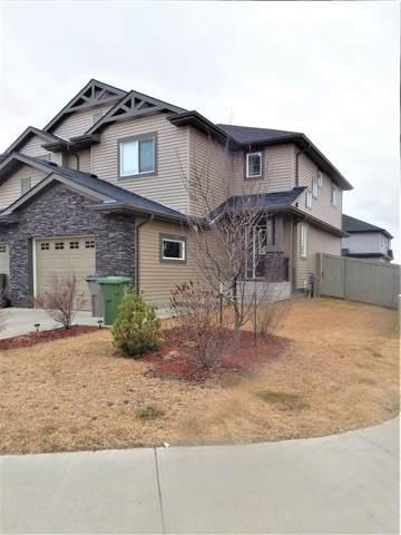 5922 63 Street, Beaumont, AB T4X 0X2 (#E4240939) :: Initia Real Estate