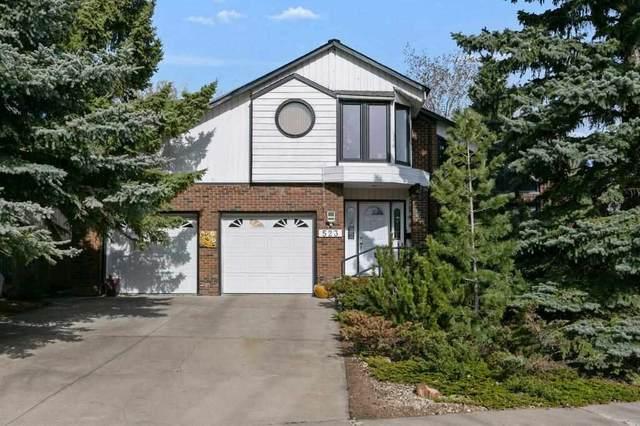 523 Lessard Drive, Edmonton, AB T6M 1A9 (#E4240956) :: Initia Real Estate