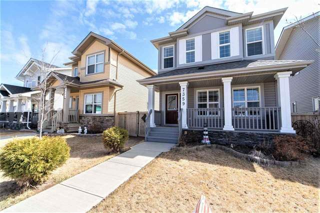 7359 179 Avenue, Edmonton, AB T5Z 0E2 (#E4240963) :: Initia Real Estate