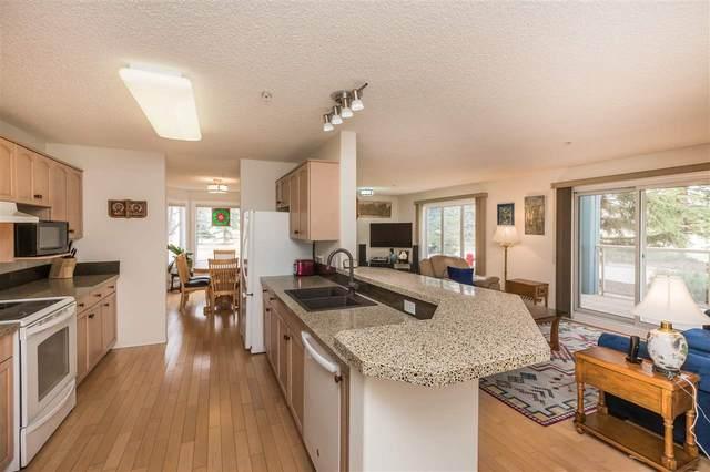 114 70 Crystal Lane, Sherwood Park, AB T8H 1W6 (#E4240970) :: Initia Real Estate